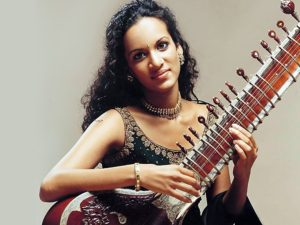 Anoushka Shankar Sitar Performance @ Carolina Theater of Durham