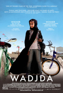 "Middle East Film Festival: ""Wadjda"" Screening @ Erdahl Cloyd Theater Hall, D.H. Hill Library"