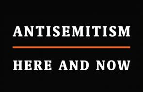 Antisemitism: Here and Now @ Bryan Center Reynolds Industries Theater