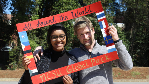3rd Annual International Festival at NC State