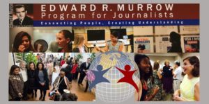 Citizen Diplomacy with Edward R. Murrow Journalists @ Mama Dip's Kitchen