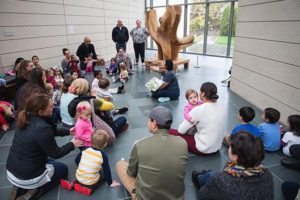 Bilingual Storytime at the Nasher Museum of Art @ Nasher Museum of Art