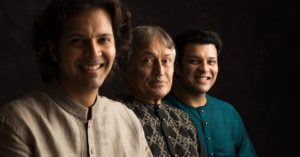Sarod Trilogy @ Memorial Hall