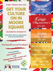 Turkish Pop-Up Culture in Moore Square @ Moore Square