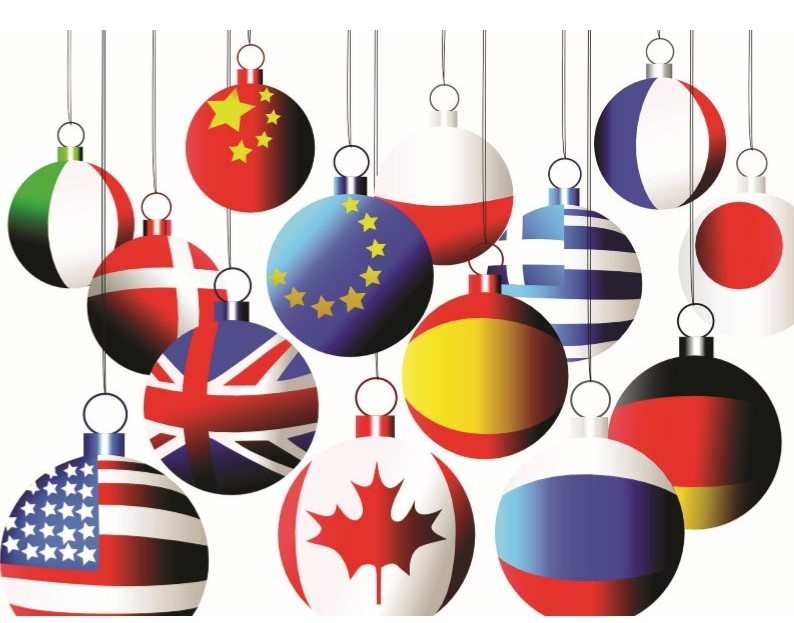 Global Holiday Festival and Market