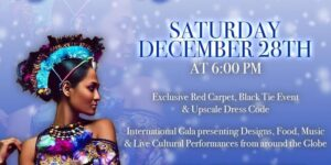 Jalloh's Upright Services Presents: International Taste Of The World Gala @ Canterbury School